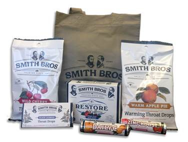 Keeping Healthy With Smith Brothers
