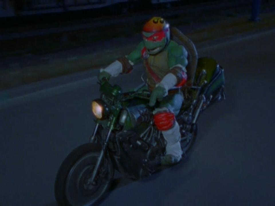 Ninja Turtles: The Next Mutation - East Meets West