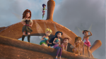 Disney's The Pirate Fairy On Blu-ray Combo Pack Available April 1
