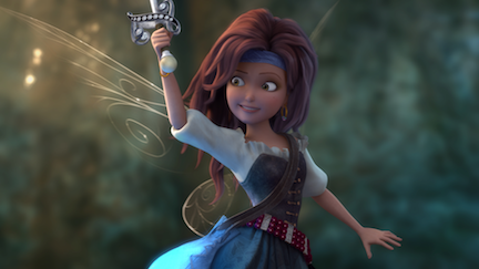 Disney's The Pirate Fairy Review