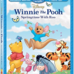 Winnie the Pooh: Springtime with Roo on Blu-ray and Digital Hi-Def