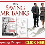 Saving Mr. Banks - Inspiring Recipes