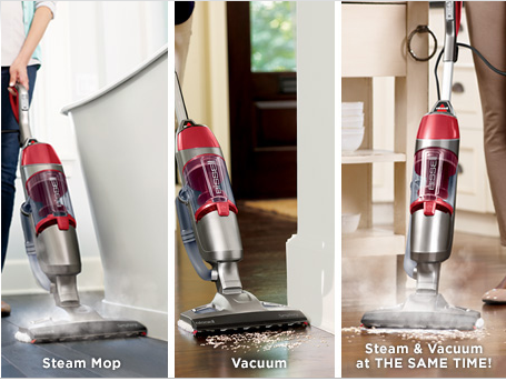 Symphony All in One Vacuum and Steam Mop Review