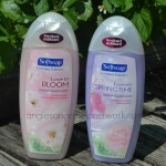 Limited Edition Spring Body Washes from Softsoap