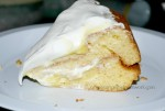 Pudding & Pineapple Filled Cake Recipe
