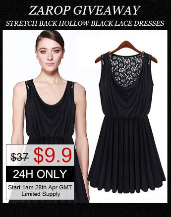 Zarop Fashion Giveaway