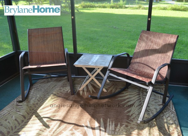 Freshen Up Your Patio Set With BrylaneHome