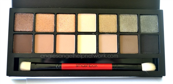 Smashbox Full Exsposure Palette Review