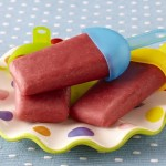 Tofu and Berry Popsicles