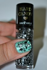 Hard Candy Glitteratzi And Crystal Confetti Nails