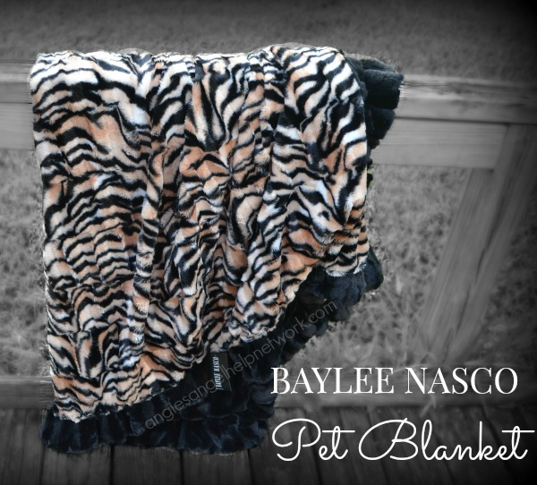Baylee Nasco Luxury Pet Blanket