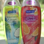 New Limited Edition SoftSoap Body Washes
