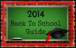 Back To School Guide 2014