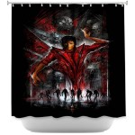 The Thriller Michael Jackson Bath Set By DiaNoche Designs