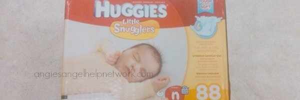 Huggies Little Snugglers Diapers Review