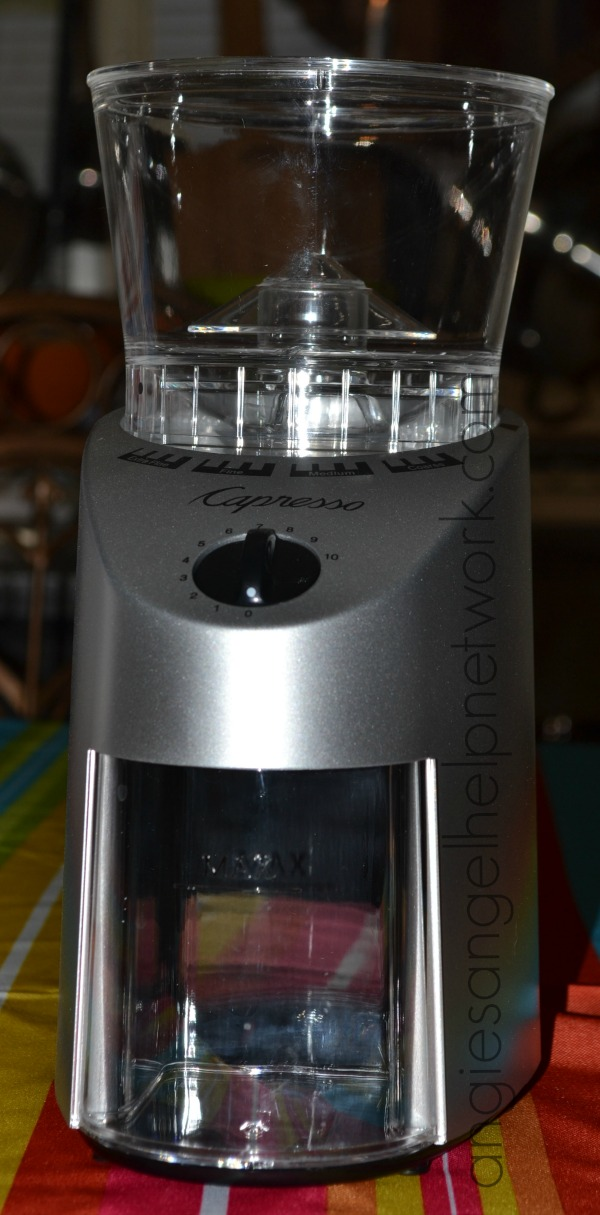 Capresso Infinity Conical Burr Grinder Review