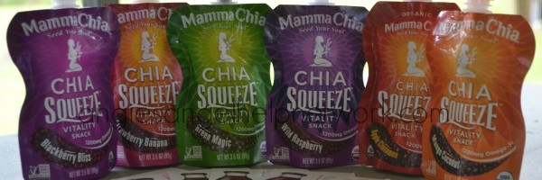 Mamma Chia Review and Giveaway