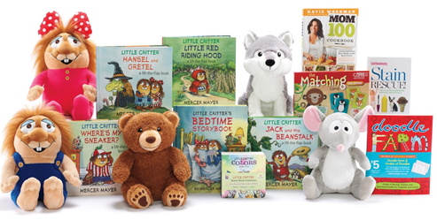 Little Critter Is The Newest Kohl's Cares Merchandise Collection!