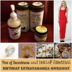 Birthday Extravaganza Giveaway $100 Value!