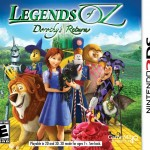 Legends of Oz: Dorothy's Return 3DS Game Review