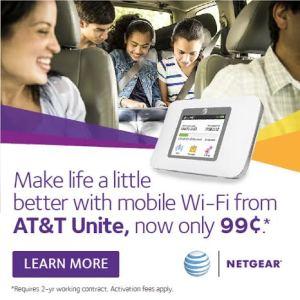 AT&T Unite NetGear
