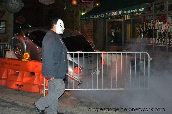 Haunted Date Night At Halloween Horror Nights 24 Universal Orlando