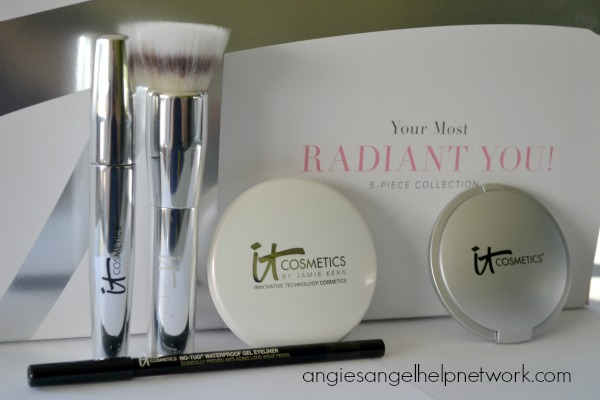 It Cosmetics Your Most Radiant You! Five-Piece Collection QVC's Special Value