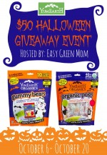 Try Yum Earth Organic Halloween Treats