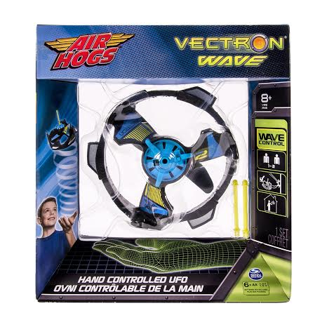 Spin Master's Air Hogs Vectron Wave Review