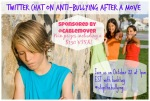 Twitter Chat On Anti-Bullying After A Move