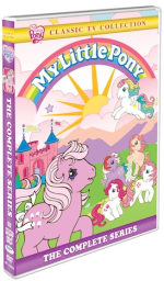 My Little Pony The Complete Series DVD Review