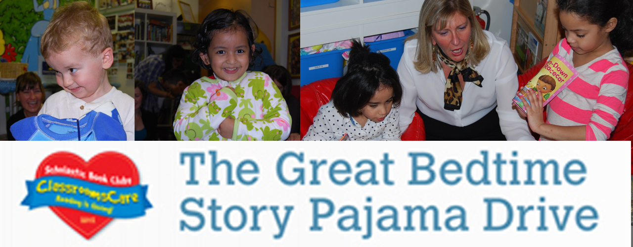 Pajama Program Raises Over $30,000 for Children in Need