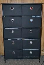 10-Drawer Storage Organizer by Brylane Home Review