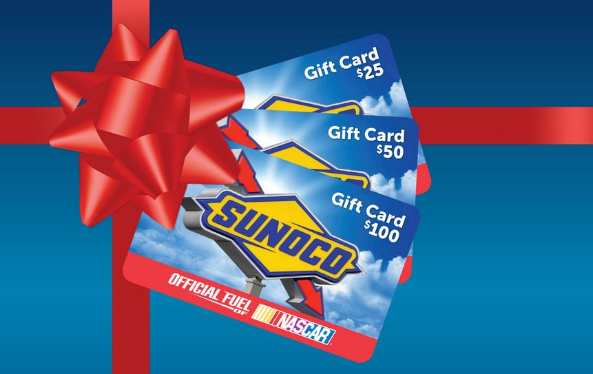 $50 Sunoco Gift Card Giveaway!