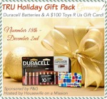 TRU Holiday Gift Pack Giveaway