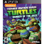 Teenage Mutant Ninja Turtles: Danger of the Ooze Game Review