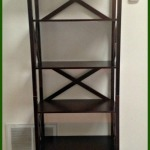 BrylaneHome Aurora 6 Shelf Bookcase Giveaway