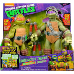Teenage Mutant Ninja Turtles 11 inch 2 Pack Interactive Figures with Donatello and Michelangelo Review
