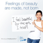 Dove Has Helped More Than 14 million Girls Build Their Self Esteem #FeelBeautifulFor