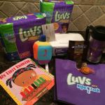 #LuvsLeakFreeHoliday Enter to Win a Luvs Prize Package!