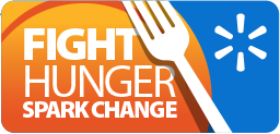 Fight Hunger And Spark Change! #WeSparkChange #SHOP2GIVE @Walmart