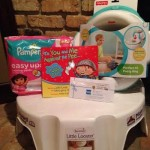 #PampersEasyUps Makes Potty Training Fun!