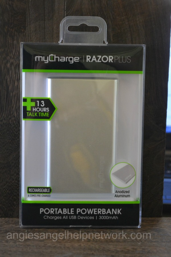 myCharge's RazorPlus Is A Must Have Item This Summer