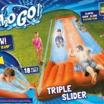H20 Go Water Slide Will Surely Keep The Kids Busy This Summer