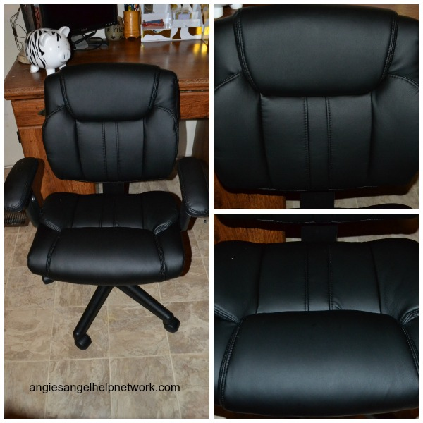 Comfort For Dad At An Affordable Price: Staples Telford II Luxura Managers Chair