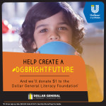 Create a Brighter Future with Dollar General