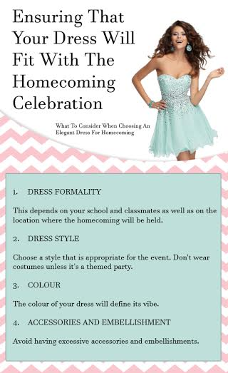 Elegant Dresses by Style for Homecoming