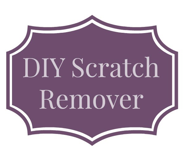 DIY Scratch Remover