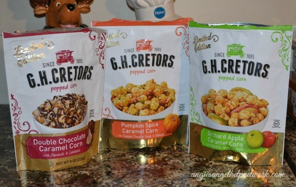 Love These New Fall-Flavored Popcorns from GH Cretors!