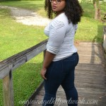 Fall Fashion Trends Lee's Curvy Fit Lena Skinny Jeans